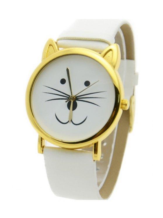 Kitten Shape Watch -   Mobile