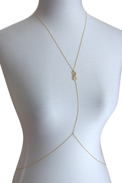 Eight Shape Design Body Chain
