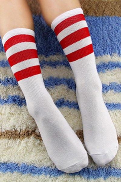 Pair of Stripe Socks