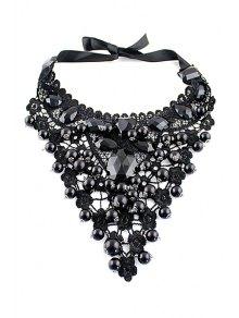 Beads Embellished Necklace