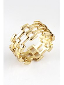 Special Shape Openwork Ring