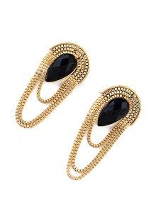 Pair of Tassel Decorated Earrings