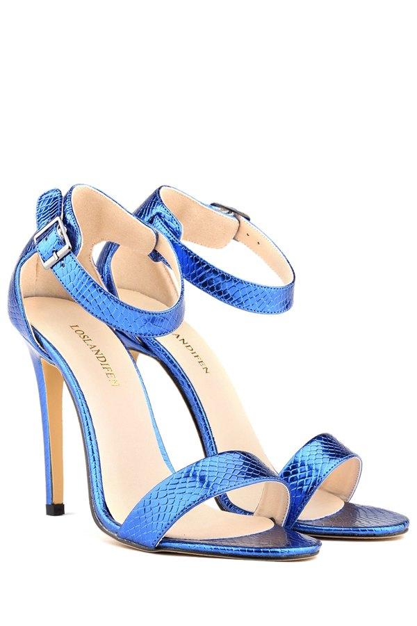 Tacco alto sandali sexy Fibbia