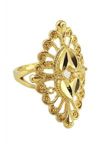 Golden Special Ring