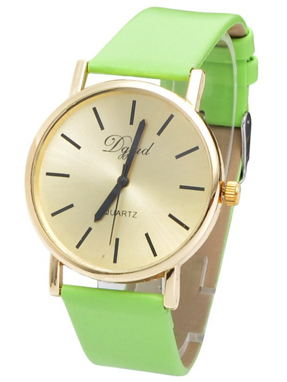 affordable Candy Color Watch - RANDOM COLOR