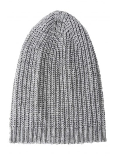 Pure Color Knitting Hat от Zaful.com INT