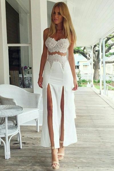 Sexy Slit Dresses