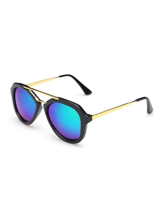 Alloy Photochromic Lenses Sunglasses - Azul
