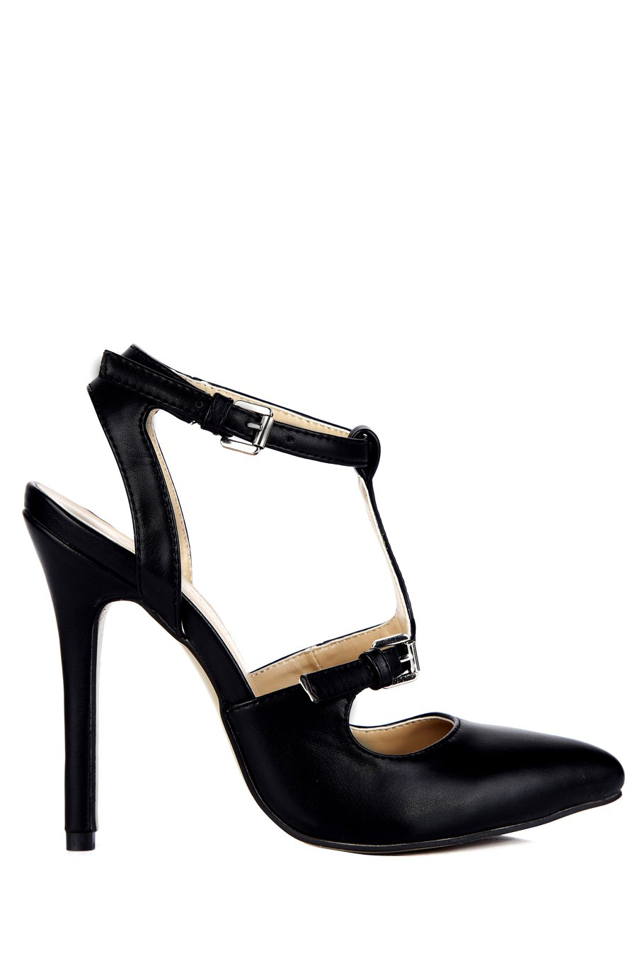 Sexy High Heel Pointed Toe Sandals 133380705