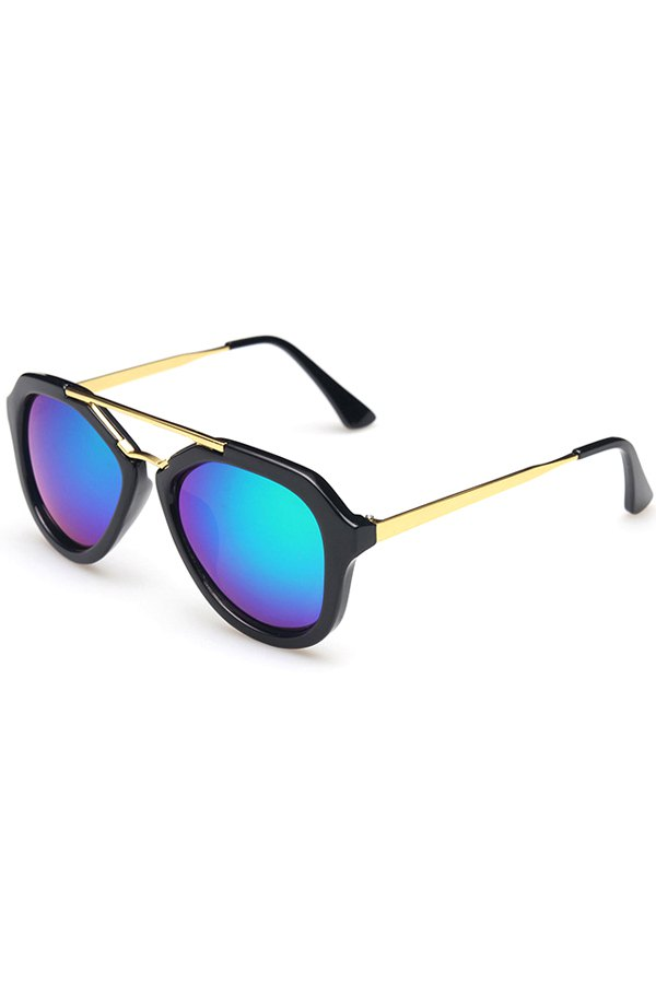 Alloy Photochromic Lenses Sunglasses For Women