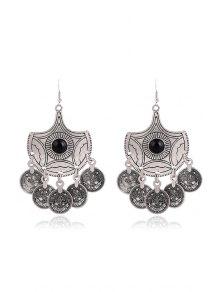 Trendy Beads Round Earrings For Women