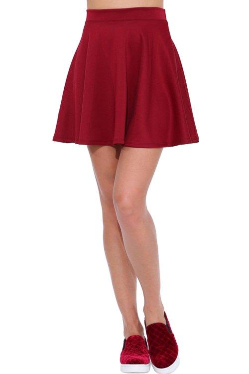 Mini Ruffled Skirt 79
