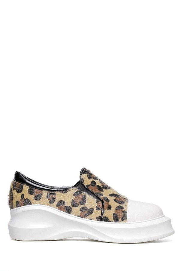 toe leopard print platform shoes leopard platforms