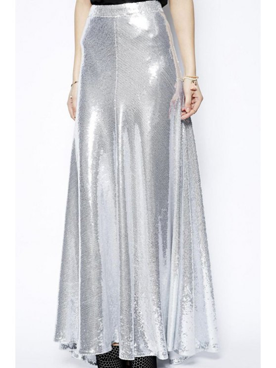 Sparkle and Shine in sequins and glitter at ketauan.ga! Find the hottest sequin dresses, shoes, shorts and more. Lulus Bowery Silver and White Print Sequin Mini Skirt $56 Lulus Glisten Up Black Sequin Bodycon Dress Dress the Population Lola Light Blue and Gold Sequin Long .