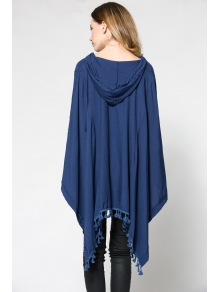 Hooded The Endless Poncho