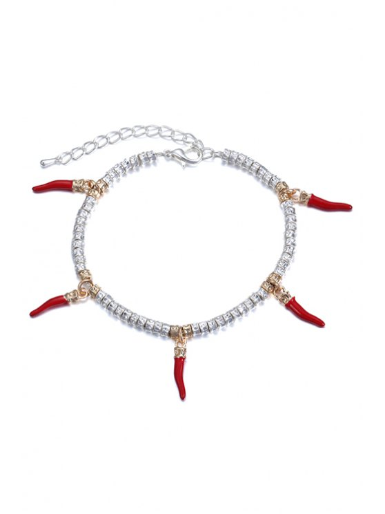 online Pepper Chain Bracelet - SILVER