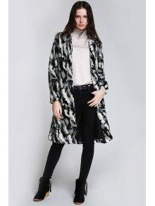 Neon Rose Get Shaggy Coat