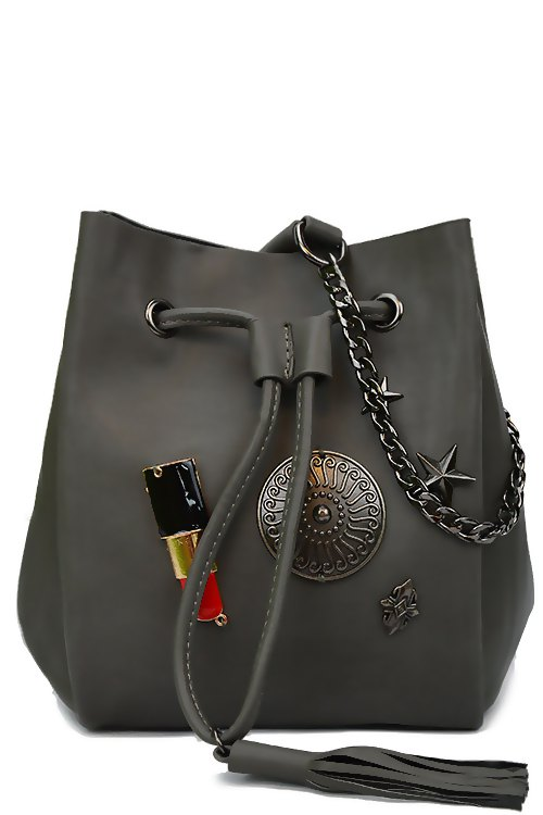 Chains Design Crossbody Bag For Women