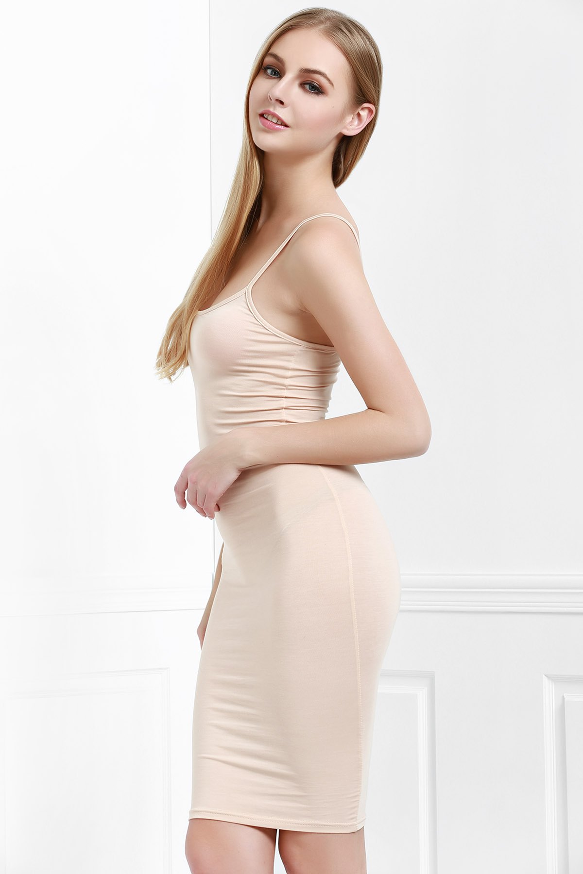Tea Length Seamless Slip