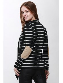 Stripes Long Sleeve Cardigan