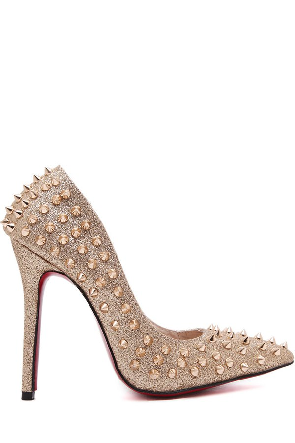 Sequined Design Pumps For Women