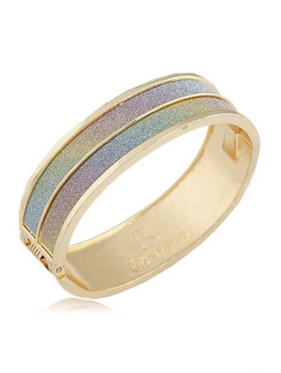 Chunky Cuff Bracelet - COLORMIX  Mobile