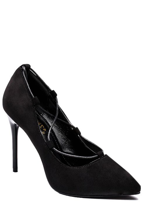 Flock Design Pumps For Women