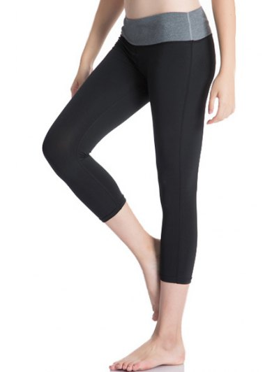 Tight Fit Capri Pants от Zaful.com INT
