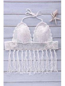 Crochet Tassel Bikini Set