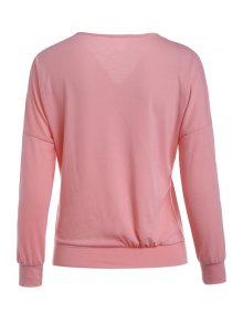 Long Sleeve Zippered T-Shirt