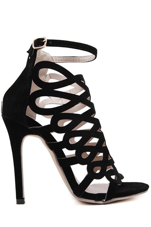 Stiletto Heel Design Sandals For Women