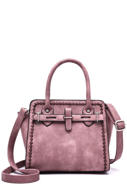Solid Color Design Tote Bag For Women
