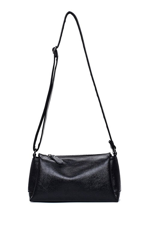 Zip Design Crossbody Bag For Women
