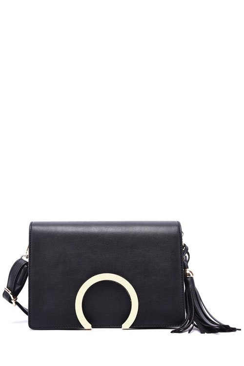 Tassel Design Crossbody Bag For Women