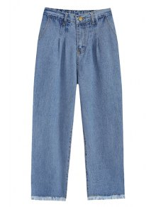 Buy Straight Leg Cropped Jeans