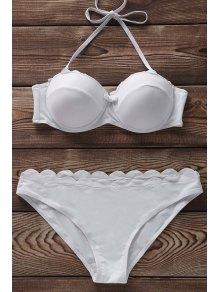 Molded Cup Underwire Bikini