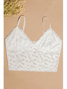 Lace Cami Tube Top