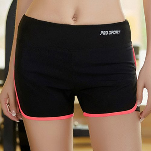 Pantaloni sport de damă, scurți, sexy