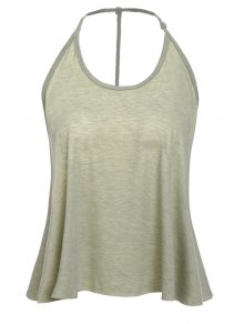 Solid Color Cami Tank Top
