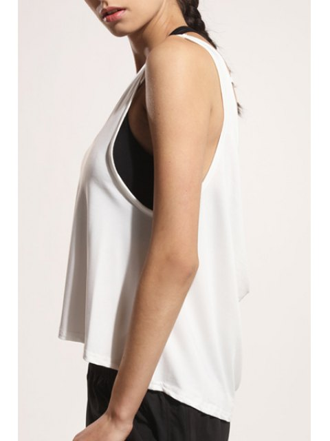 online Back Strap Relaxed Tank Top -   Mobile