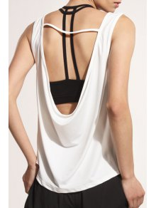 Back Strap Relaxed Tank Top