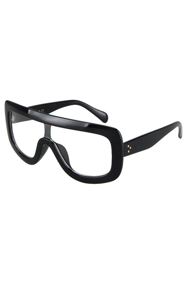 Cool Black Wrap Sunglasses
