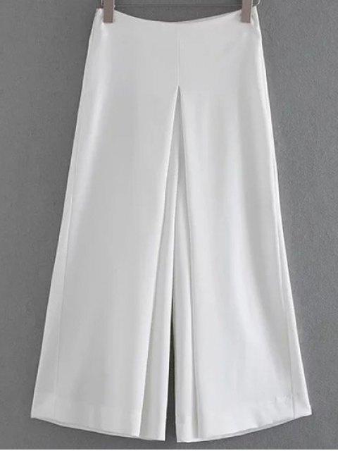 Jupes de couleur unie - Blanc L Mobile