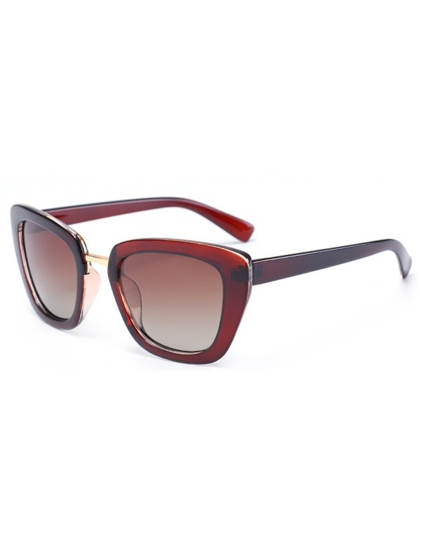 Butterfly Frame Sunglasses