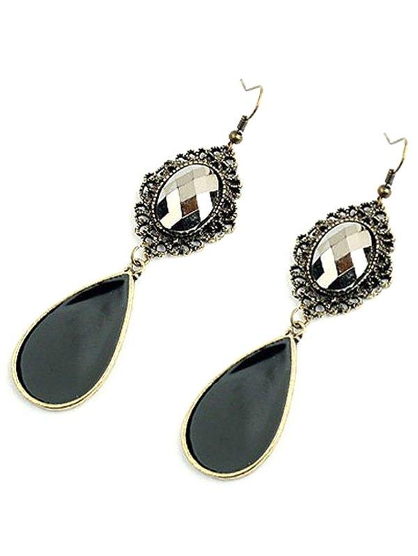 Baroque Style Jewelry Pendant Earrings