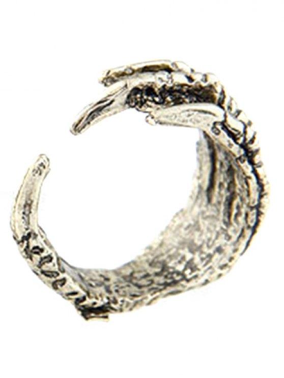 Vintage Eagle Claw Ring - GOLDEN  Mobile