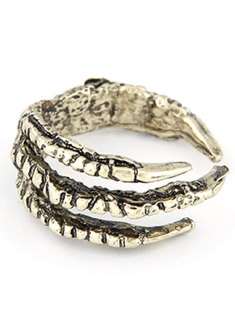 best Vintage Eagle Claw Ring - GOLDEN  Mobile