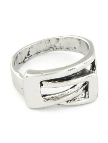Personality Belt Buckle Ring