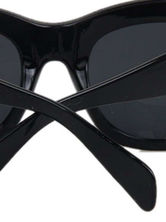 Retro Rewind Sunglasses - BLACK  Mobile