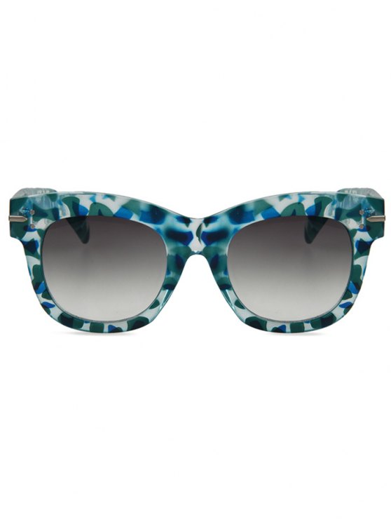 Geometry Icons Sunglasses - LIGHT BLUE  Mobile